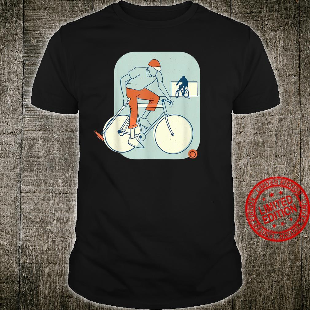 Funny Bikepolo Radpolo Sport Vintage Idea Shirt