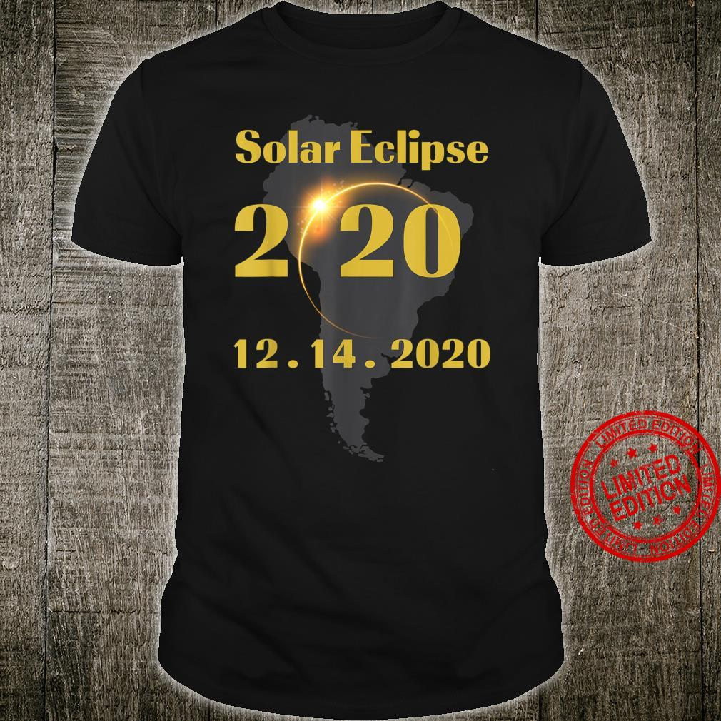 Solar Eclipse 2020 South America Shirt
