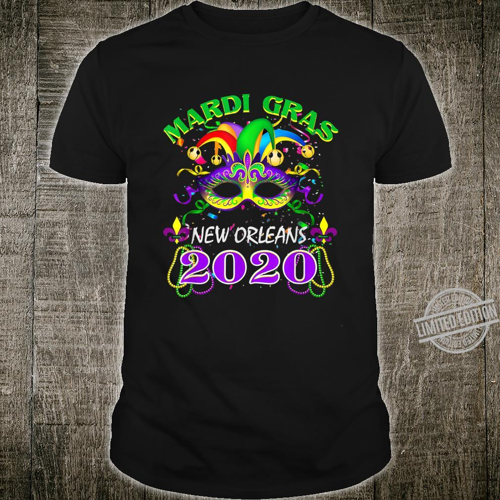 This Is My Mardi Gras New Orleans 2020 Costume Shirt
